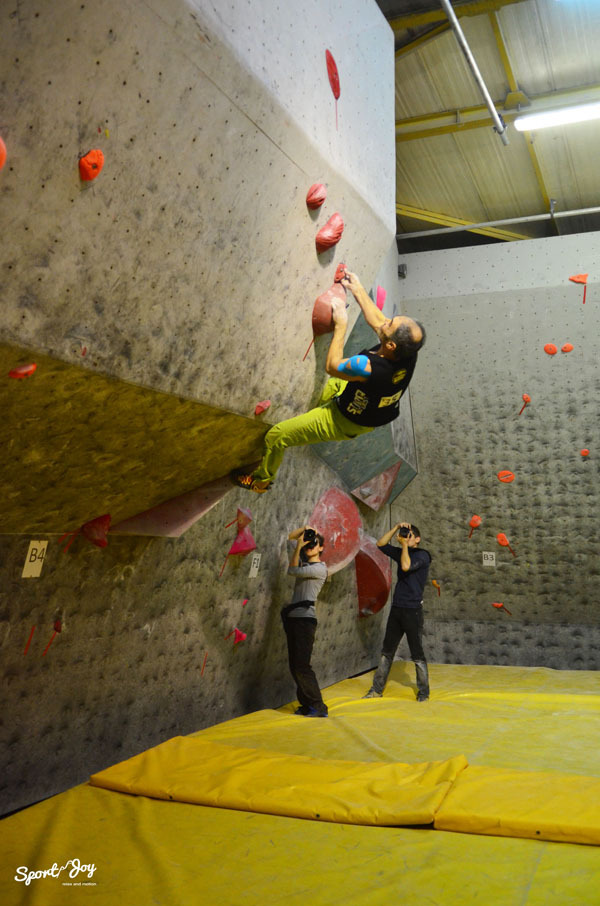Carpatic, Campionatul National de bouldering 2016